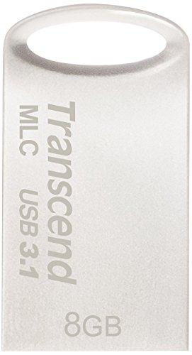 Transcend TS8GJF720S JetFlash 8GB USB-Stick USB 3.1 G1/3.0 Silber G1 Usb