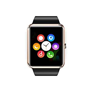 InnJoo IJ-INNWATCH-SLV Montre intelligente avec kit mains-libres/Bluetooth/système Android 32Go