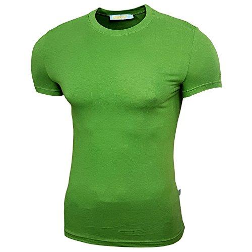 Rusty Neal Premium Herren T-Shirt Grün
