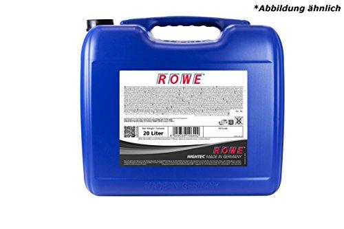 ROWE Hightec Vintage SAE 20W-50 mild legiert - 20 Liter Oldtimer, Youngtimer Motoröl, mineralisch | Made in Germany