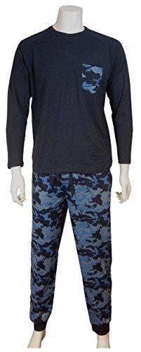 Pijamas para hombres camuflaje