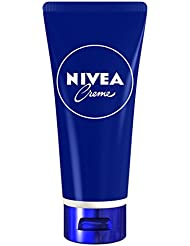 Nivea Creme im 6er Pack (6 x 100 ml), klassische Hautcreme für den ganzen Körper, pflegende Feuchtigkeitscreme in der praktischen Tube