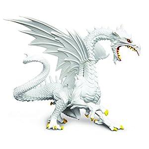 Safari S10120 - Dragón de Peluche (Brilla en la Oscuridad), diseño de dragón