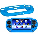 SODIAL(R) Coque/?tui/Bo?tier protecteur en silicone pour Sony PlayStation PS Vita PSV