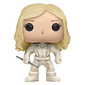 POP Vinilo Legends of Tomorrow White Canary