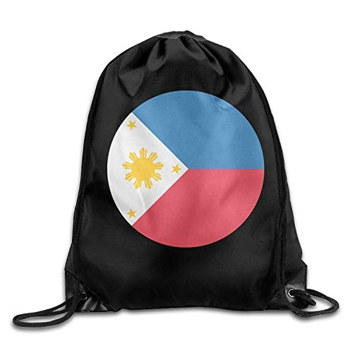 Hicyyu Kiss Me Luck St Patricks Day Drawstring Backpack Beam Mouth Sports Sackpack Rucksack Shoulder Bags for Men/Women