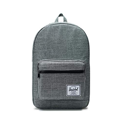 Herschel Pop Quiz Sac à Dos Loisir, 44 cm, 22 liters, Gris (Grey)
