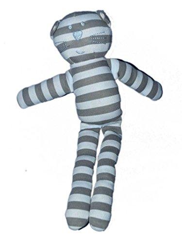 doudou-gatto-bout-cavolo-monoprix-blu-grigio-righe