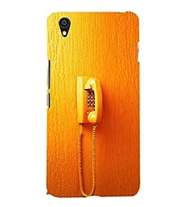 Fuson Premium Printed Hard Plastic Back Case Cover for OnePlus X