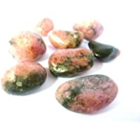 Tumbled Rhodonite Tumble Stone - A Grade Quality Crystal - For healing and anxiety - Free Postage! 1 and 5 stone... preisvergleich bei billige-tabletten.eu