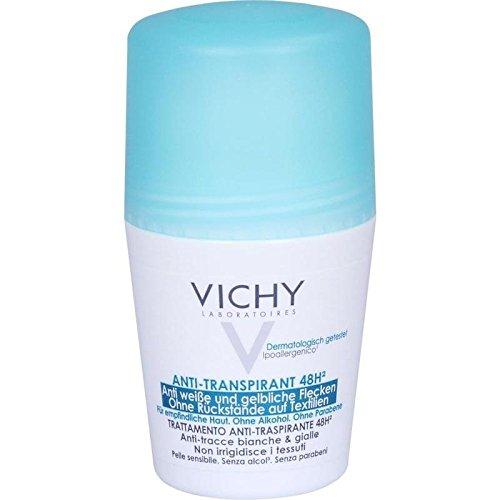 Vichy Deodorante roll-on anti macchie, 48 h 50 ml
