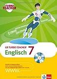 G8 Turbo Teacher Englisch 7. Klasse. Mit Audio-CD