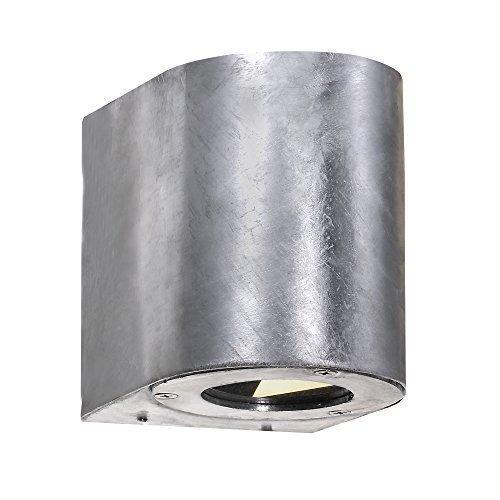 SLV canto couleur : acier galvanisé