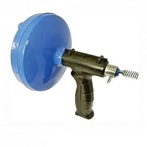 limpieza tuberias agua: Silverline 395010 - Desatascador de desagües (Ø6 mm x 6 m)