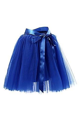 Babyonline® 50er Jahre Kleid Vintage Retro Petticoat Reifrock Unterrock Petticoat (Region 10 Kostüm)