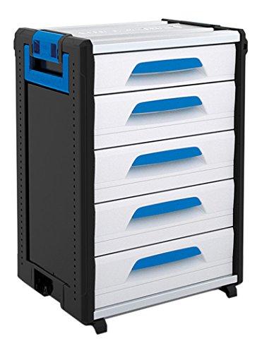 Preisvergleich Produktbild Sortimo WorkMo 24-750 inklusive 5 Schubladen,  1000004432