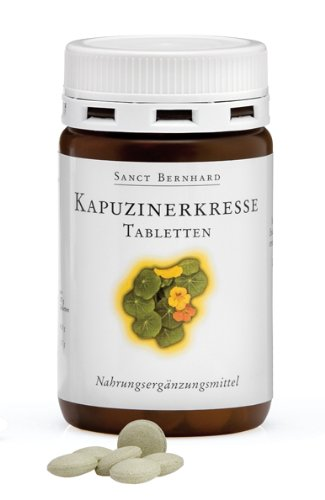 Sanct Bernhard Tabletten mit Kapuzinerkresse 180 Tabletten