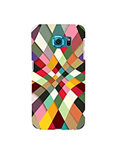 Aart Designer Luxurious Back Covers for Samsung Galaxy S6 Edge by Aart Store.