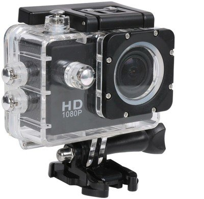 Benison India Sport Action Camera Diving Full HD DVR DV...