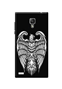 KanvasCases Printed Back Cover For Xiaomi Redmi Note + Free Earphone Cable Organ...