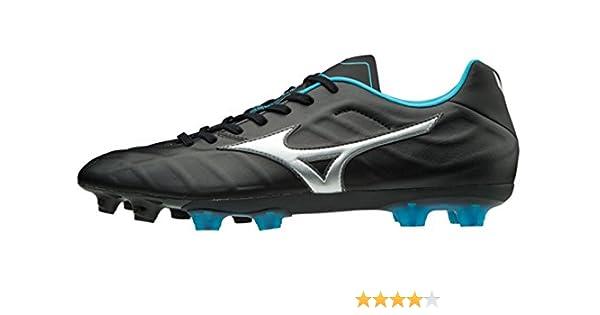Mizuno REBULA V3 P1GA178503 Scarpe da Calcio Uomo Nero