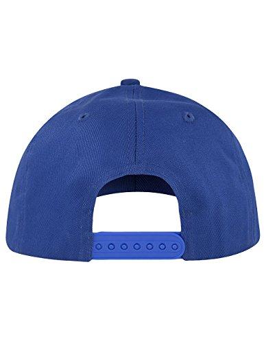 Bench Uppereastsider B, Casquette Garçon Bleu (Imperial Blue BL147)