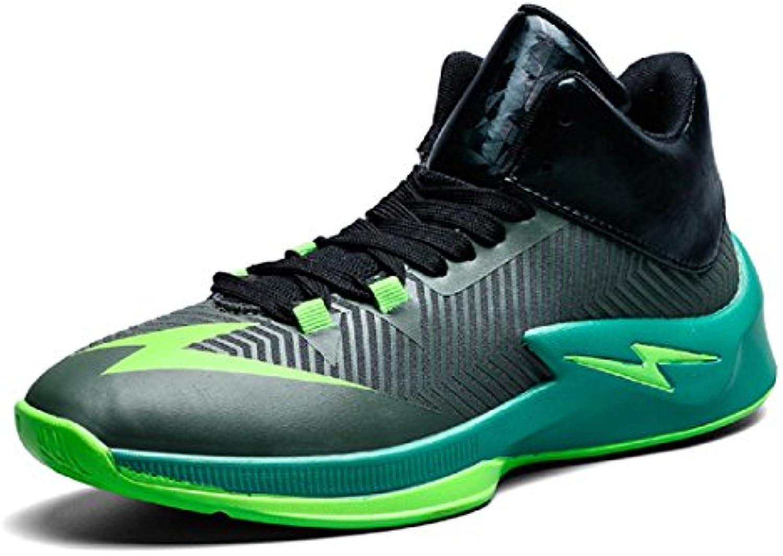 Herren Mode Basketball Schuhe Draussen Sportschuhe Ausbilder Laufschuhe EUR GRöSSE Große Größe 39 45