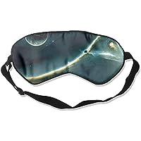 Eye Mask Eyeshade Digital Universe Sleeping Mask Blindfold Eyepatch Adjustable Head Strap preisvergleich bei billige-tabletten.eu