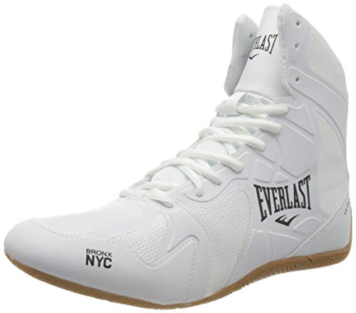 Everlast Unisex-Erwachsene P00001078 Boxschuhe, Weiß (White White), 42 EU