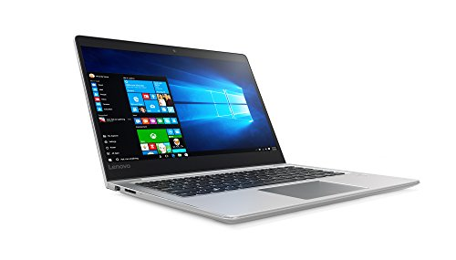 "Lenovo Ideapad 710S Plus-13IKB Portatile con Display da 13.3"" FullHD IPS , Processore Intel Core I7-7500U, RAM 8 GB, 256 GB SSD, Scheda Grafica N16S-LG, S.O. Windows 10 Home, Argento"