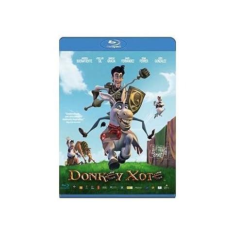 Les Folles Aventures de Rucio / Donkey Xote (2007) [ Origine Espagnole, Sans Langue Francaise ] (Blu-Ray)