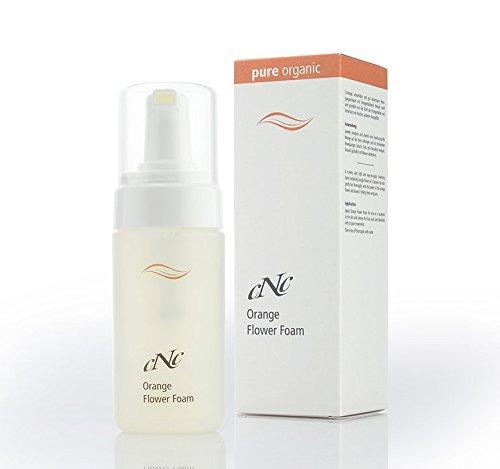 CNC cosmetic: Orange Flower Foam - Pure Organic (100 ml)