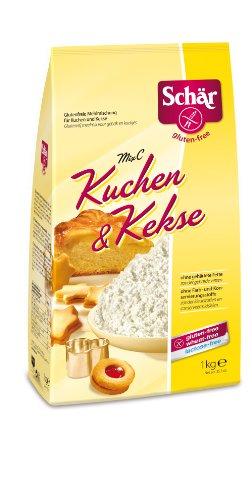 Dr. Schär Mix C – Kuchenmehlmischung