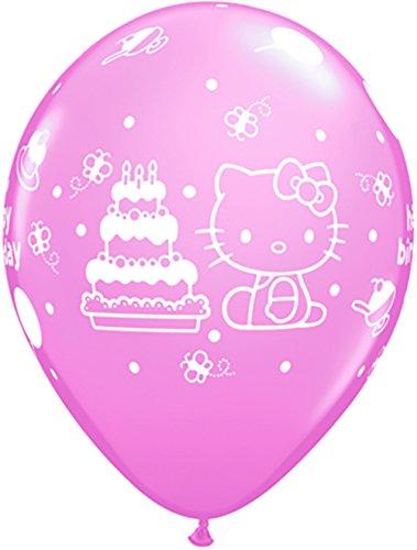 La Luftballons 109.712,8cm Hello Kitty Geburtstag