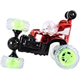 Planet Of Toys Remote Control Stunt Car For Kids, Children
