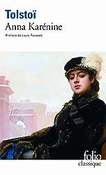 Anna Karenina (Folio (Gallimard)) by Leo Tolstoy (1997-01-01)
