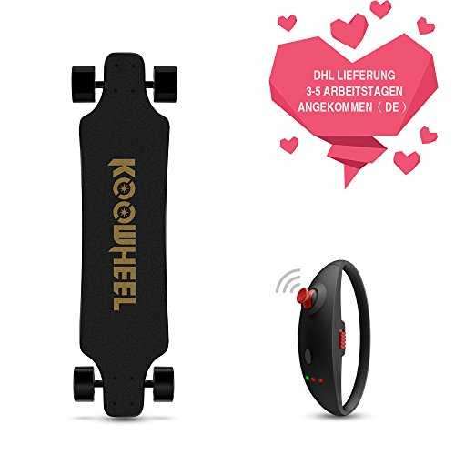 KOOWHEEL Eletronische Skateboard Sports Skateboard D3M 2nd Generation Komplettboard modisches Design Geschwindigkeit 40km/h Reichweite ca.25km