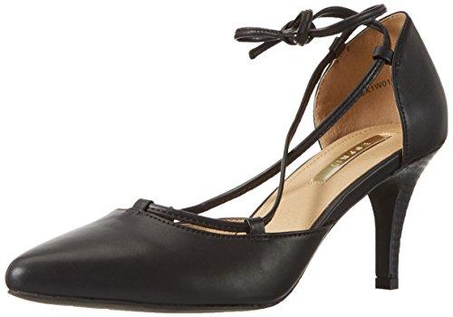ESPRIT Damen Rossy Sandal Pumps Schwarz (001 Black)