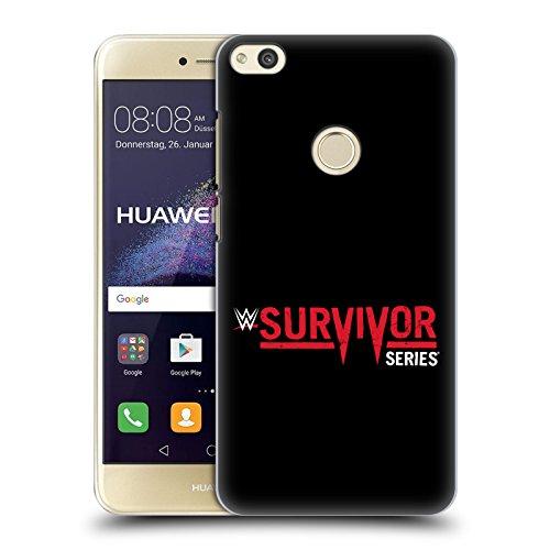 Offizielle WWE Survivor Series The Shows Ruckseite Hülle für Huawei P8 Lite (2017)
