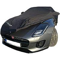 LEDmich - Funda Protectora para Jaguar F Coupe R SVR (Muy Suave, para Interiores