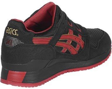 Asics, Sneaker donna Nero nero Black/black