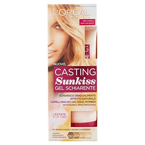 L'Oréal Paris Spray SChiarente Graduale Casting Sunkiss Tropical, Indicato per un Risultato da Castano Chiaro a Biondo