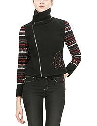 cappotti Giacche e Giacche it Desigual Amazon Abbigliamento qngxBpZXw
