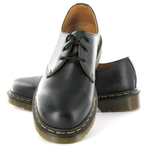 Dr Martens 1461 Smooth Chaussures (Noir) - 43