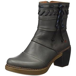 Art Damen Madrid Kurzschaft Stiefel, Grau (Memphis Humo 1153), 37 EU