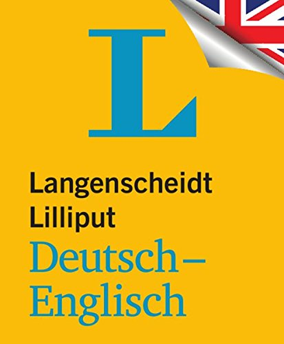 Langenscheidt Lilliput Deutsch-Englisch (Lilliput-Wörterbücher Fremdsprachen)
