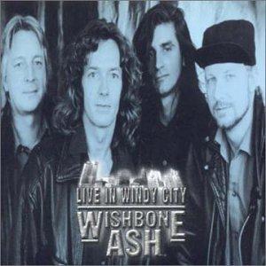 Live in Windy City by Wishbone Ash (2002-05-14) (City Windy Angeln)