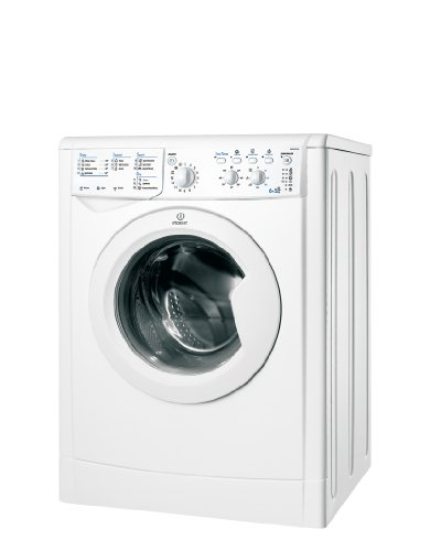 Indesit IWDC6125UK  Washer Dryer in White