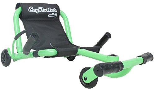 EzyRoller Mini Dreirad Bewegungsspielzeug Kleinkinder , Farbe:Grün