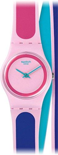 Swatch LP140 - Orologio da polso Unisex, Silicone, colore: Multicolore